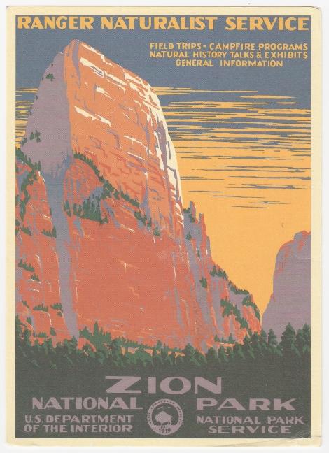 Clare Bio Postcard Front