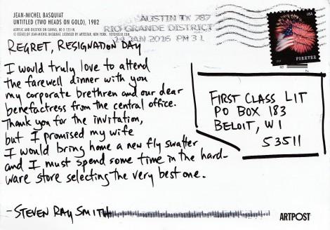 Regret,Resignation-Smith-Story